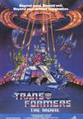 The Transformers: The Movie (1986) Poster #1 Thumbnail