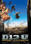 District B13 Ultimatum (2009) Poster #6 Thumbnail