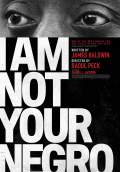 I Am Not Your Negro (2017) Poster #1 Thumbnail