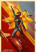 Captain Marvel (2019) Poster #4 Thumbnail