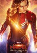 Captain Marvel (2019) Poster #6 Thumbnail