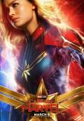 Captain Marvel (2019) Poster #7 Thumbnail