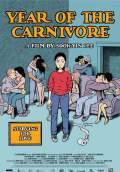 Year of the Carnivore (2011) Poster #1 Thumbnail
