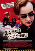 24 Hour Party People (2002) Poster #1 Thumbnail