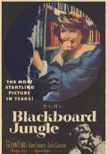 Blackboard Jungle (1955) Poster #1 Thumbnail