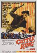 Cattle King (1963) Poster #1 Thumbnail