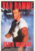 Death Warrant (1990) Poster #1 Thumbnail