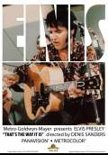 Elvis: That's the Way It Is (1970) Poster #2 Thumbnail