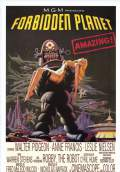 Forbidden Planet (1956) Poster #1 Thumbnail