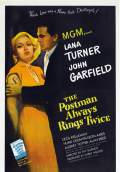 The Postman Always Rings Twice (1946) Poster #1 Thumbnail