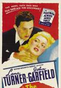 The Postman Always Rings Twice (1946) Poster #3 Thumbnail