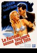 The Postman Always Rings Twice (1946) Poster #4 Thumbnail