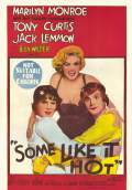 Some Like It Hot (1959) Poster #1 Thumbnail