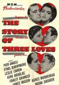 The Story of Three Loves (1953) Poster #1 Thumbnail