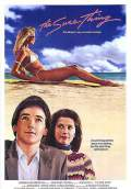 The Sure Thing (1985) Poster #1 Thumbnail