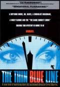 The Thin Blue Line (1988) Poster #1 Thumbnail