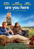 Are You Here (2014) Poster #1 Thumbnail
