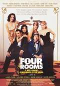 Four Rooms (1995) Poster #1 Thumbnail