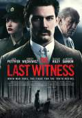 The Last Witness (2018) Poster #1 Thumbnail