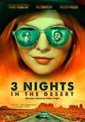 3 Nights in the Desert (2015) Poster #1 Thumbnail