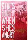 She's Beautiful When She's Angry (2014) Poster #2 Thumbnail