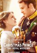 A Christmas Prince: The Royal Wedding (2018) Poster #1 Thumbnail
