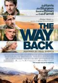 The Way Back (2010) Poster #1 Thumbnail