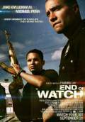 End of Watch (2012) Poster #1 Thumbnail