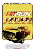 Hit and Run (2012) Poster #1 Thumbnail