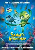 A Turtle's Tale: Sammy's Adventures (2011) Poster #1 Thumbnail