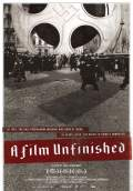 A Film Unfinished (2010) Poster #1 Thumbnail