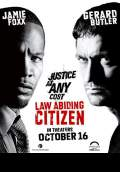 Law Abiding Citizen (2009) Poster #5 Thumbnail