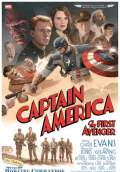 Captain America: The First Avenger (2011) Poster #2 Thumbnail