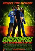 Clockstoppers (2002) Poster #1 Thumbnail