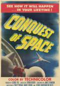 Conquest of Space (1955) Poster #1 Thumbnail