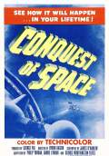 Conquest of Space (1955) Poster #2 Thumbnail