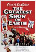 The Greatest Show on Earth (1952) Poster #1 Thumbnail