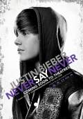 Justin Bieber: Never Say Never (2011) Poster #1 Thumbnail