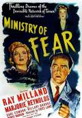 Ministry of Fear (1944) Poster #1 Thumbnail