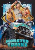 Monster Trucks (2017) Poster #5 Thumbnail