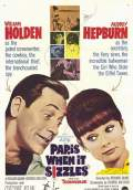 Paris When It Sizzles (1964) Poster #1 Thumbnail