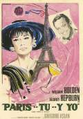Paris When It Sizzles (1964) Poster #2 Thumbnail