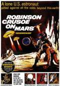 Robinson Crusoe on Mars (1964) Poster #2 Thumbnail