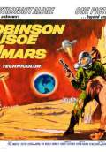 Robinson Crusoe on Mars (1964) Poster #4 Thumbnail