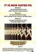 Saturday Night Fever (1977) Poster #2 Thumbnail