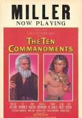 The Ten Commandments (1956) Poster #3 Thumbnail