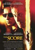 The Score (2001) Poster #1 Thumbnail