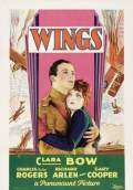 Wings (1927) Poster #1 Thumbnail