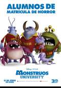Monsters University (2013) Poster #18 Thumbnail