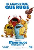 Monsters University (2013) Poster #19 Thumbnail